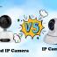 กล้อง Cloud IP Camera กับ IP Camera แตกต่างกันอย่างไร